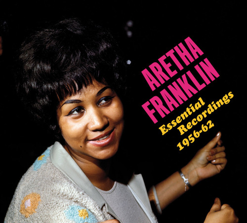 Aretha Franklin - 1954-1962 - 3 CDs 24 PAGE BOOKLET