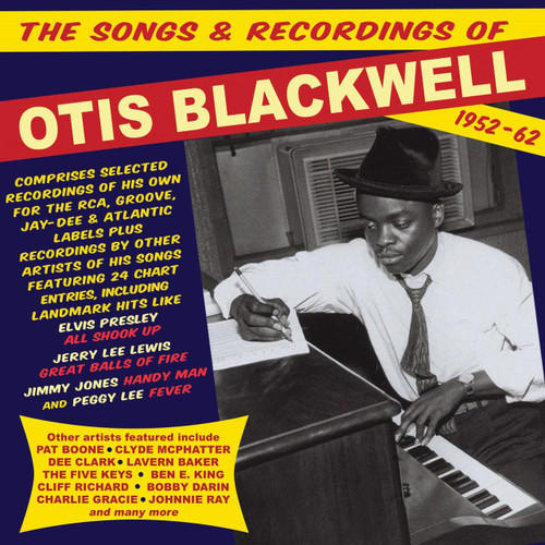 Otis Blackwell - The Recordings 1952-62 - 2 CD SET