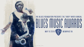 The 39th Blues Music Awards Nominees Announced Today, LIVE!