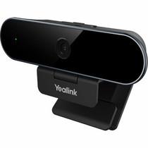 Yealink UVC20 USB Webcam, Left with Stand