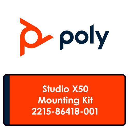 Poly Studio X50 VESA Mount Kit