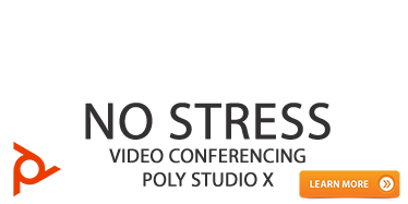 Poly Studio X Video Conferencing