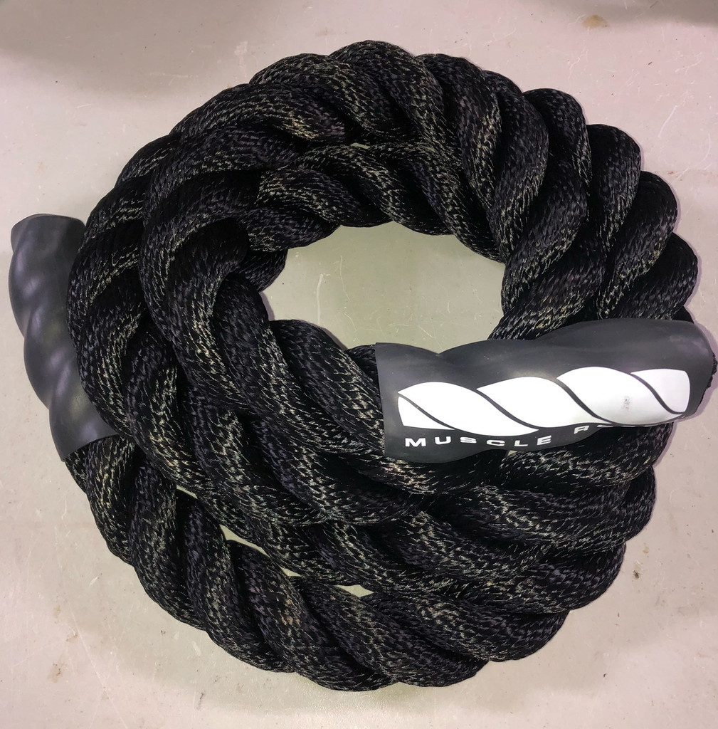 Heavy Jump Rope By Muscle Ropes