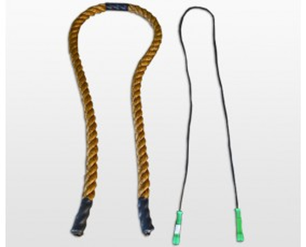 Heavy Outdoor Jump Rope By Muscle Ropes