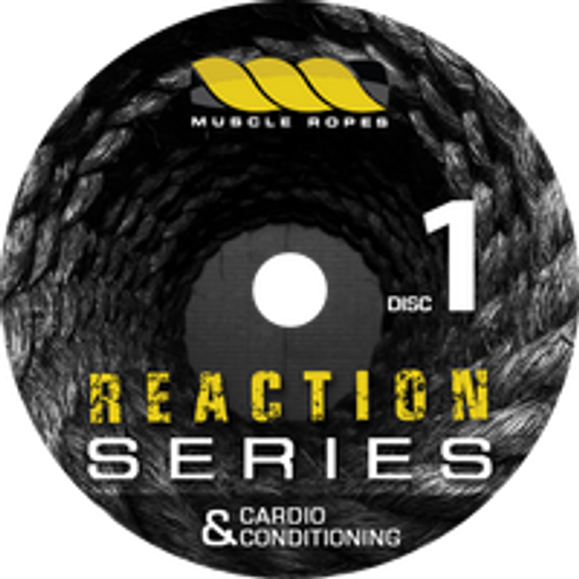 The Muscle Ropes Reaction Series Has Arrived