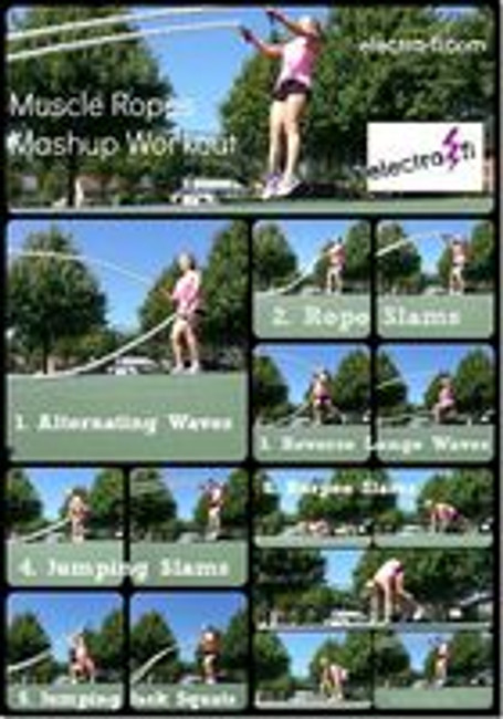 Electra-Fi's Battle Rope Workout
