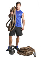 "Aftershock 1.5"" Battle Rope By Muscle Ropes"