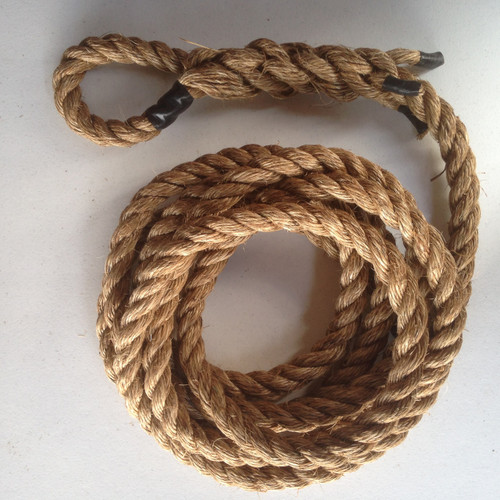 "Climbing 1.0"" Manila Rope by Muscle Ropes"
