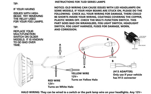 HALO Projector Black LED Headlights for Wrangler 1996-2018 on jeep check engine light diagram, jeep fog light connector, jeep headlight conversion kit, jeep fog light switch, jeep wrangler tj wiring-diagram, jeep steering box diagram, 1990 jeep wrangler vacuum diagram, jeep power steering pump diagram, jeep axle diagram, jeep fog light plug, headlight wiring diagram, fog light installation diagram, jeep rear fog light, 5 pin relay wiring diagram, jeep cherokee steering parts diagram, jeep cherokee xj interior, jeep headlight switch diagram, jeep front end parts diagram, fog lamp wiring diagram, jeep xj fog light wiring,