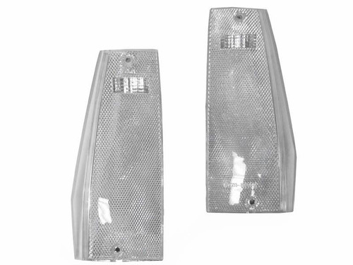 Euro Clear Front Corner Lights for Jeep Cherokee XJ 1984-1996