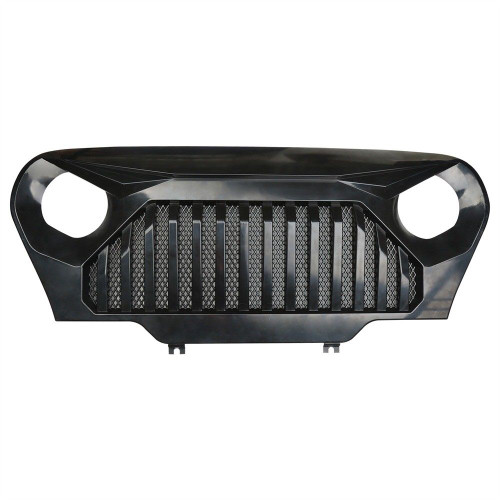 Mesh Angry Grille for Wrangler TJ 1997-2006