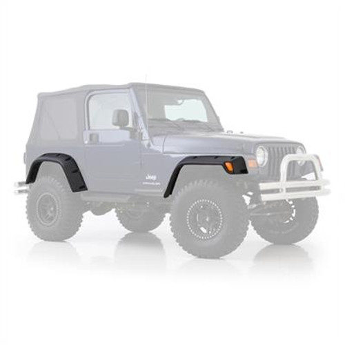 TJ Wrangler Fender Flare Set (Paintable) for Wrangler TJ 1997-2006