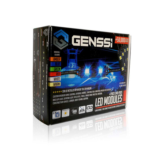 Xtreme LED Rock Lights 4 Piece Set