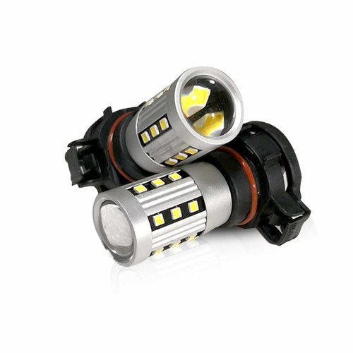 High Power LED Fog Light Bulbs for 2010-2019 Jeep Wrangler JK / JL