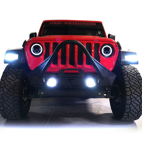 COMPLETE JEEP JL/JLU LED PACKAGE