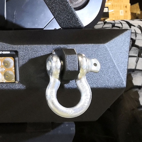 D-Rings for Bumpers