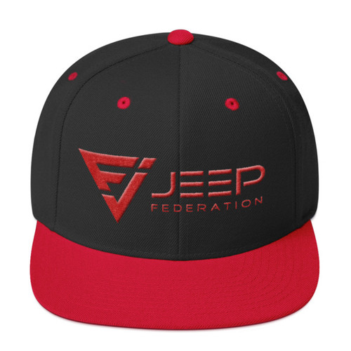 Jeep Federation Snapback Hat