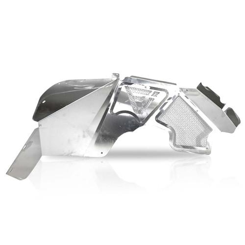 Front Aluminum Inner Fender Liners for Wrangler JL JLU 2018 Up