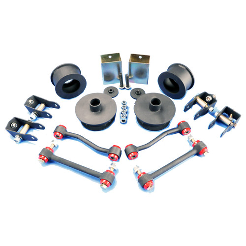 2.5 Inch Front Rear Lift Kit for Wrangler JL 4WD 2018 up