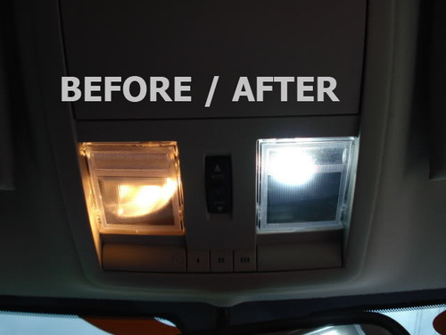 W5W 194 LED Wedge CANBUS Error Free Interior Exterior Bulbs