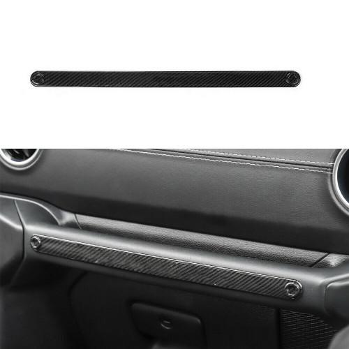 Dashboard Handle Cover Strap Trim for Jeep Wrangler JL JLU 2018+  Co-Pilot-Side