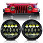LED headlamp for Jeep Wrangler