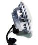 HALO Projector Chrome LED Headlights for Wrangler 1996-2017