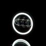 HALO White LED Fog Lamps for Wrangler JK 2007-2017