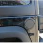 OEM Black Aluminum Fuel Door Cap for Jeep Wrangler 2007-2018