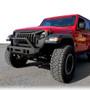 AGGRESSOR Front Grille for Jeep Wrangler JL & Gladiator 2018+