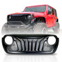 PUNISHER Front Grille for Jeep Wrangler JL & Gladiator 2018+