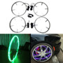 LED Wheel Lights Kit with Turn Signal and Red Brake Function