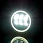LED Halo  Fog Lights for Jeep Wrangler JL Gladiator Rubicon Sahara