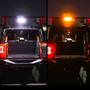 Cargo Light White and Flashing Amber Warning for Jeep Wrangler JL JLU 2018+