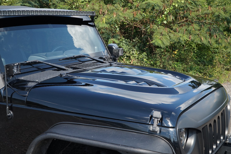The right Hood for your Jeep Wrangler JK
