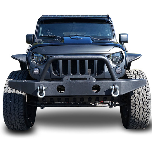 History of the Jeep Wrangler JK 2007-2017