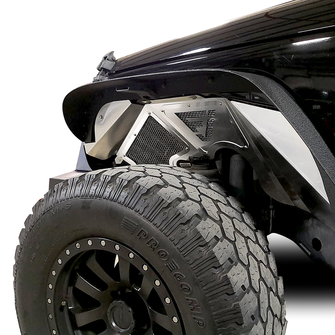 Fenders and Liners for JK