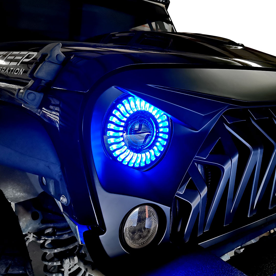 Warrior Grille JK JKU