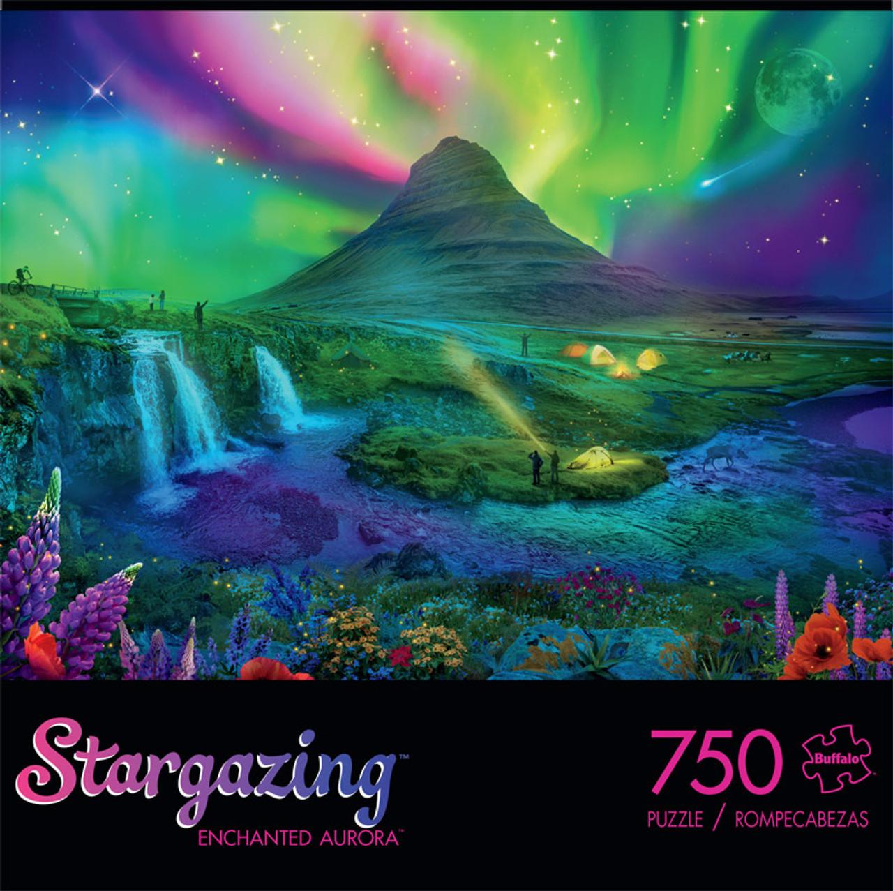 Galaxy Dream 750 Piece Jigsaw Puzzle Buffalo Games