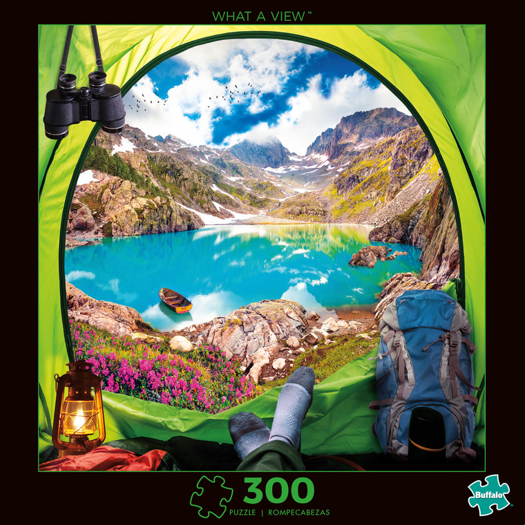 Photography What A View 300 Piece Box