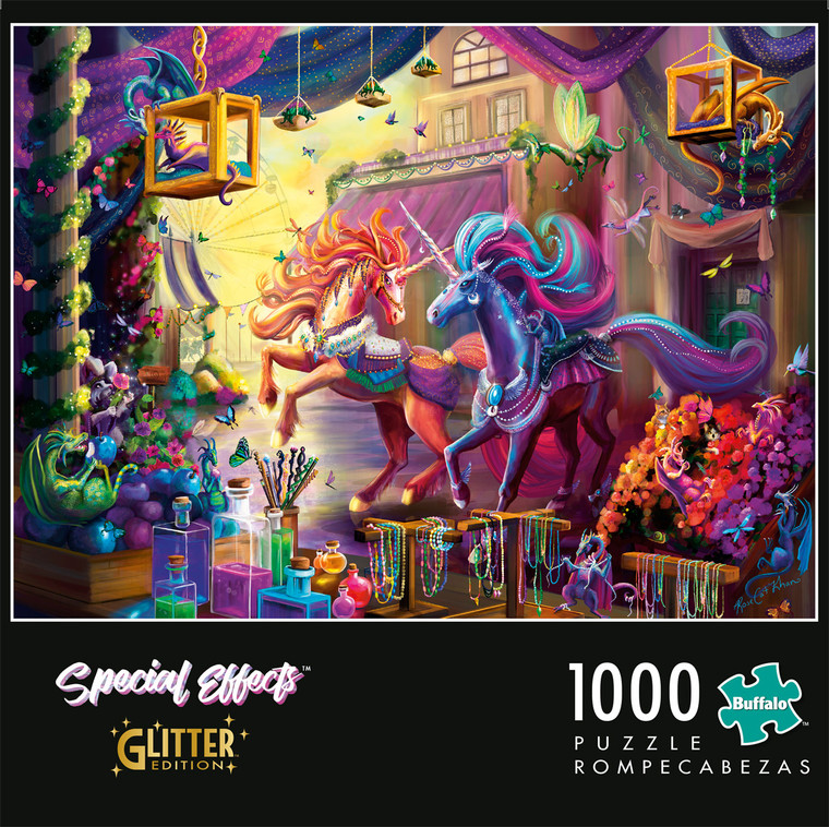 Special Effects Twilight Marketplace 1000 Piece Box