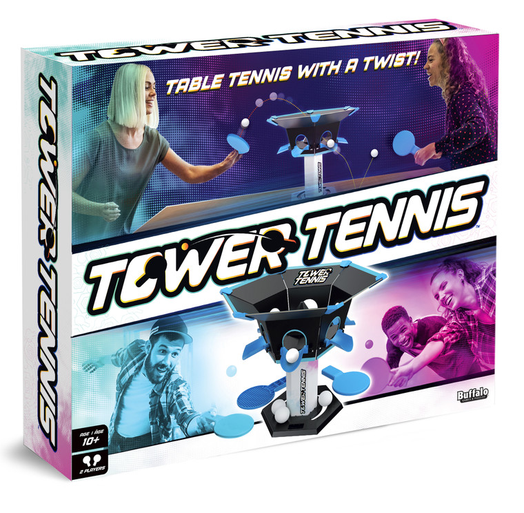 Tower Tennis Front