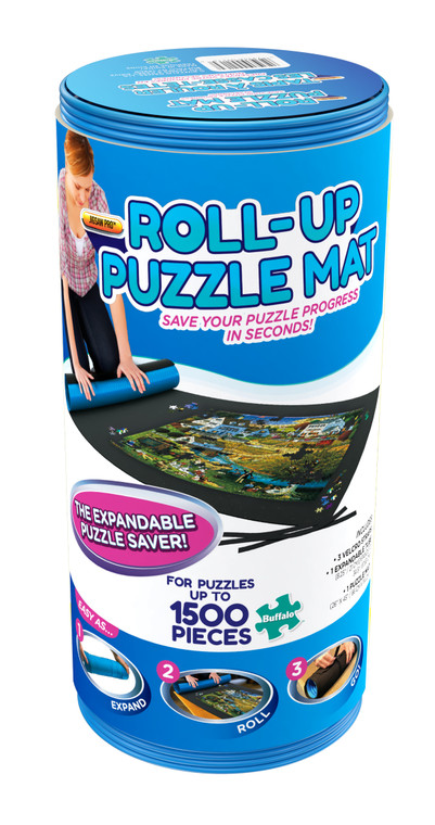 Jigsaw Pro Roll-Up Puzzle Mat