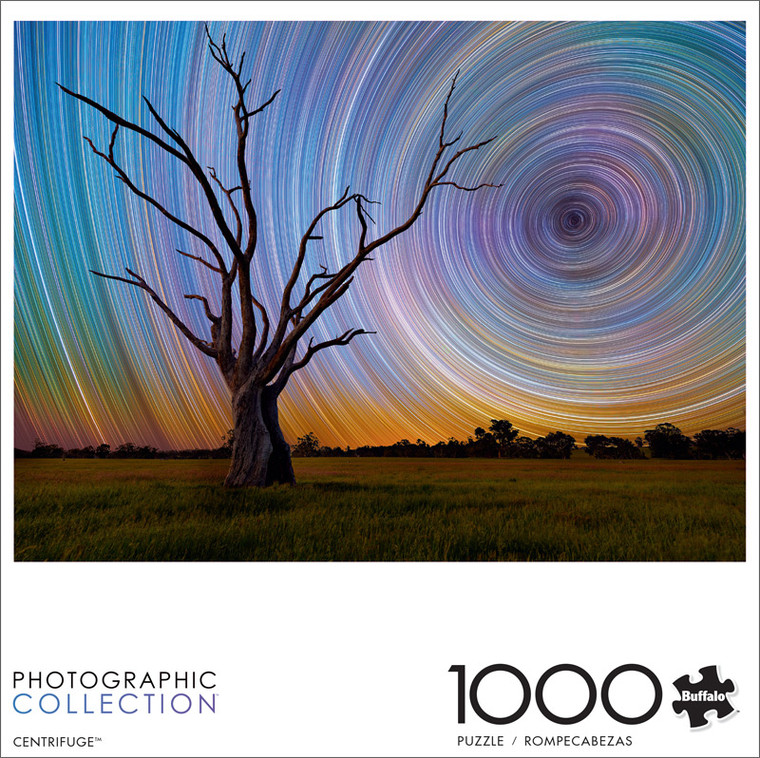 Photography Centrifuge 1000 Piece Jigsaw Puzzle Front