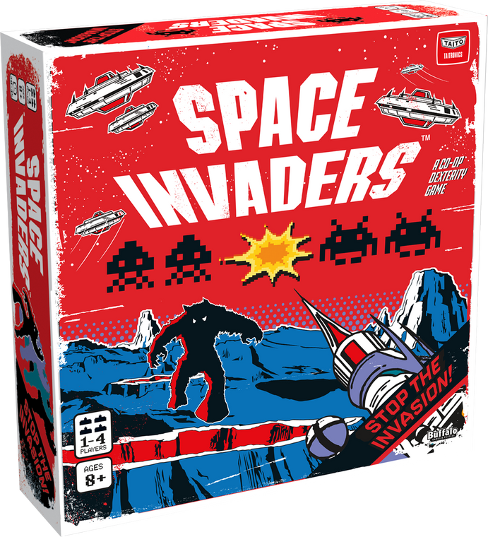 Space Invaders Box