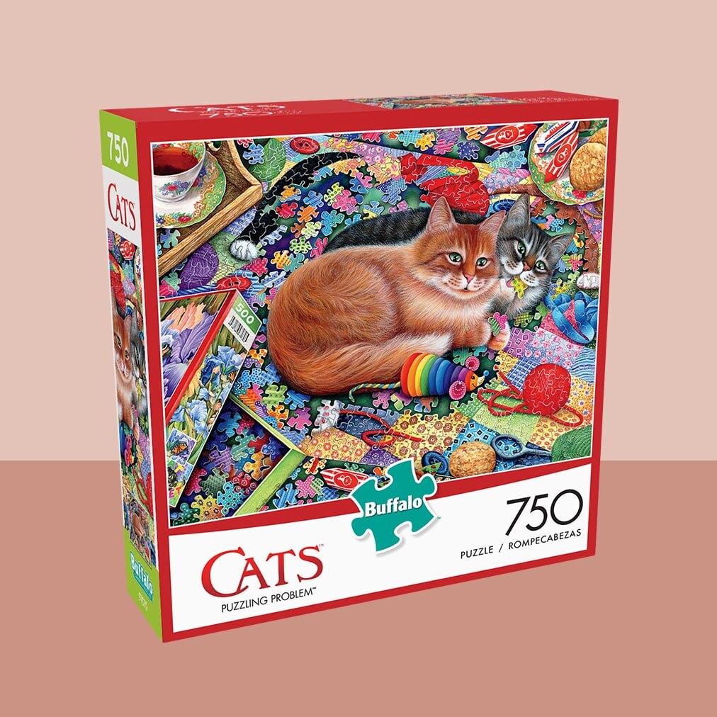 Shop Cat Jigsaw Puzzles