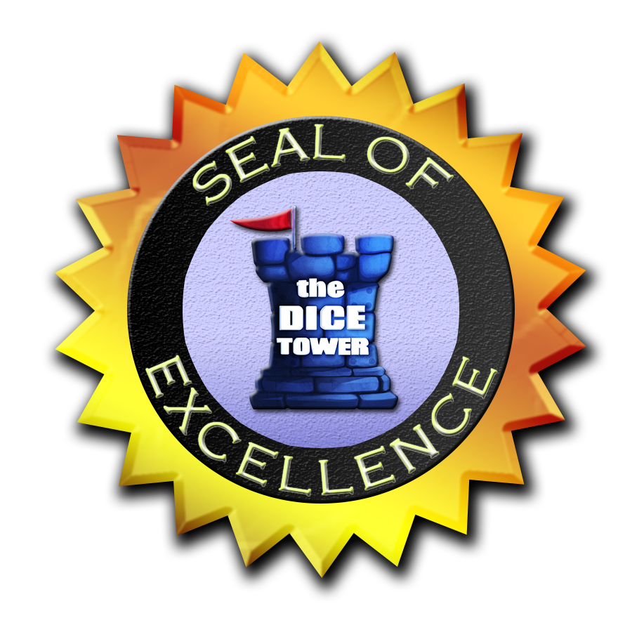 Summer Camp- Dice Tower Seal of Excellence