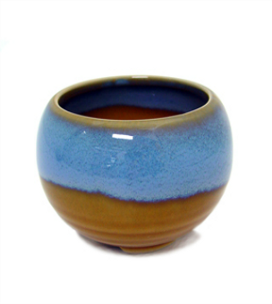 Incense Bowl - Azure
