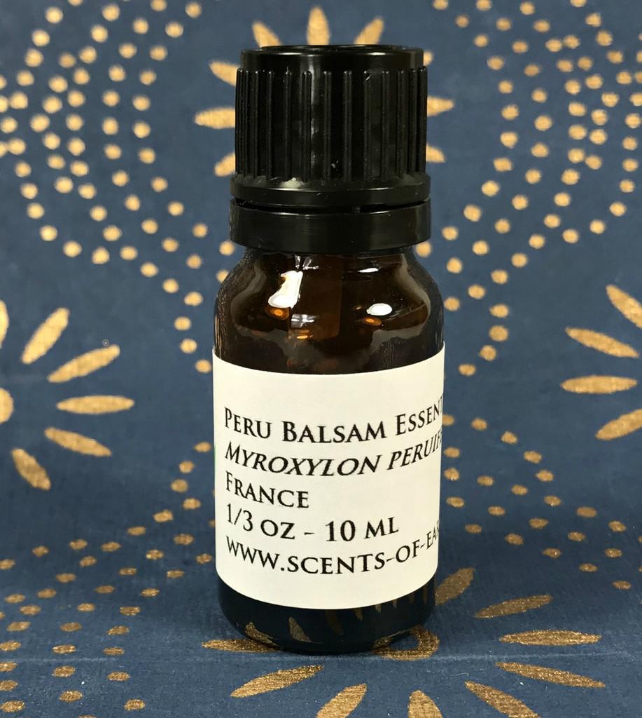 Peru Balsam Essential Oil (Myroxylon pereirae) - France