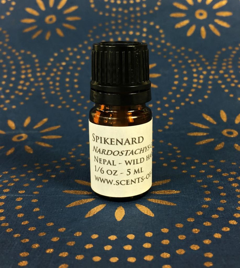 Spikenard Essential Oil (Nardostachys grandiflora) - Nepal